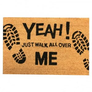 To be Mindful is not to be a Doormat