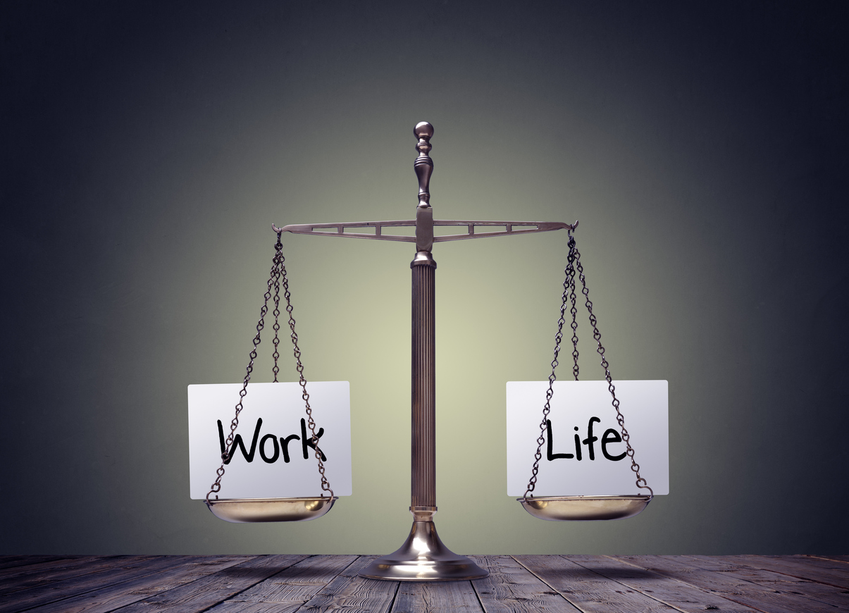 Is Work Or Life More Important?