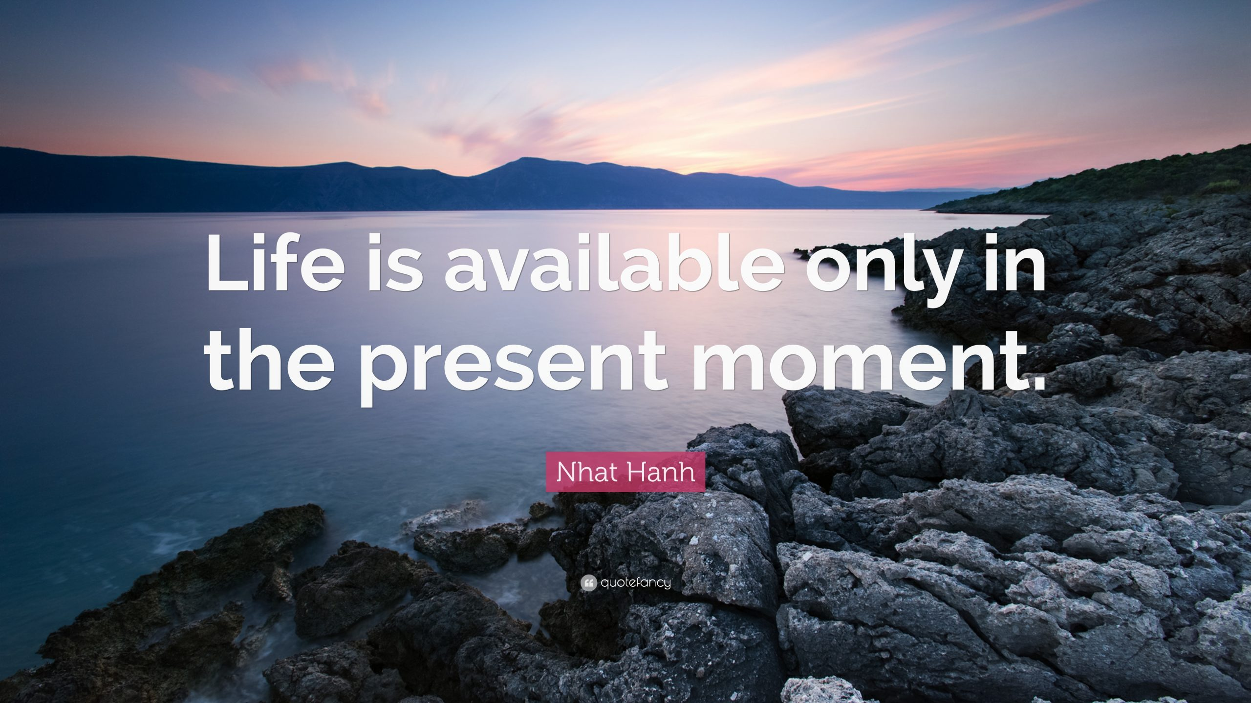 3 Reasons to Keep the Mind in the Present Moment